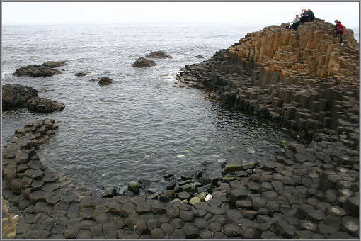 The Giant's Causeway, Nordirland