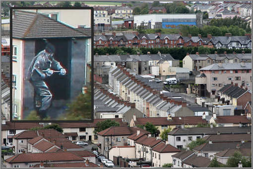 &The Bogside« von Derry