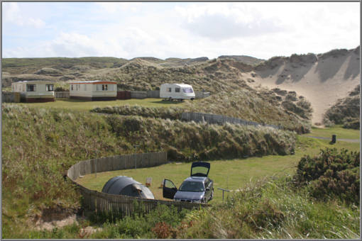 »Tramore Beach Caravan and Camping Park«