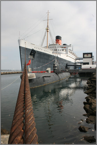 Die »Queen Mary«
